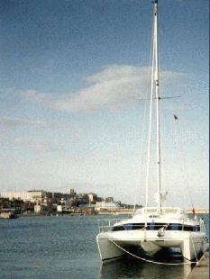 Prout 37 (Segelboot)