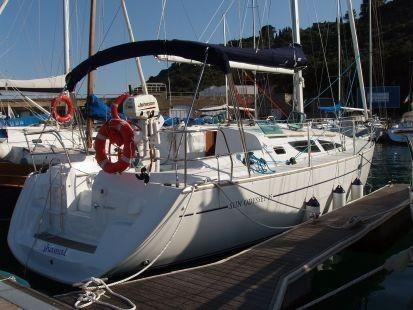 Jeanneau Sun Odyssey 35 (Segelboot)