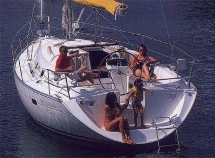 Bénéteau Océanis 361 (Segelboot)
