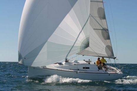 Bénéteau First 27,7 (Segelboot)