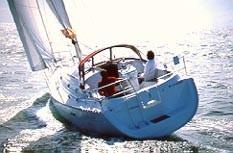 Bénéteau Océanis 331 (sailboat)