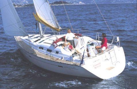 Bénéteau Océanis 393 (sailboat)