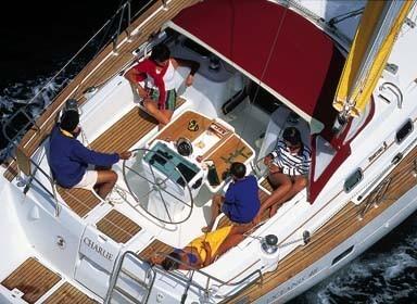 Bénéteau Océanis 411 Performance (sailboat)