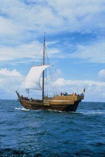 Nachbau Kogge (sailboat)