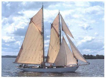 Berthon Gaffelschoner (Segelboot)