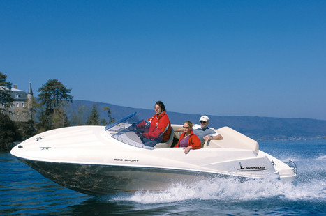 Quicksilver 520 Sport (Motorboot)