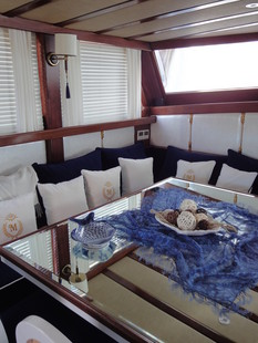 Yesil Marmaris Custom Ketch picture 3 - click to enlarge
