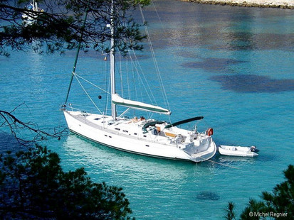 Bénéteau Océanis Clipper 473 picture 5 - click to enlarge