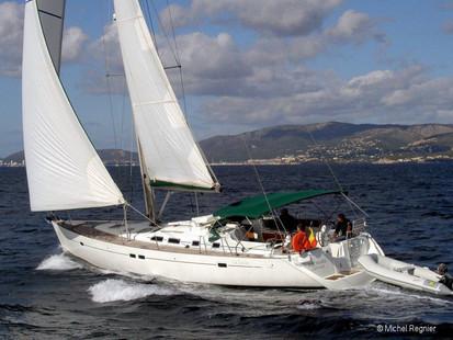Bénéteau Océanis Clipper 473 (sailboat)