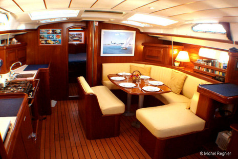 Bénéteau Océanis Clipper 473 picture 2 - click to enlarge