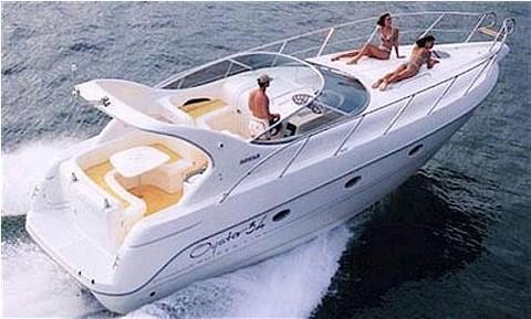 Sessa Ostyer (powerboat)