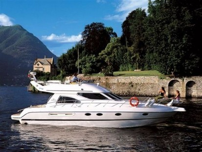 Cranchi Atlantique 40 Fly (powerboat)