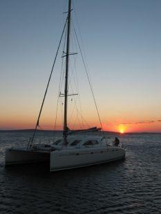 Katamaran Nautitech 475 (sailboat)