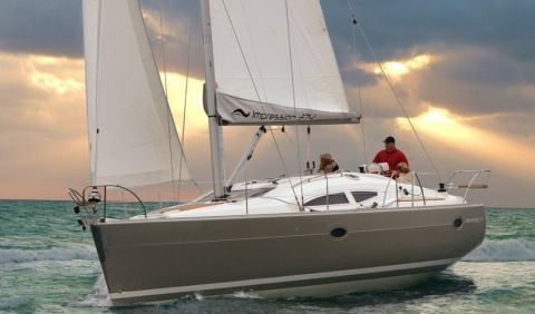 Elan 384 Impression (sailboat)