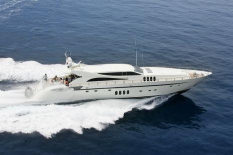 Leopard 34 (Motorboot)