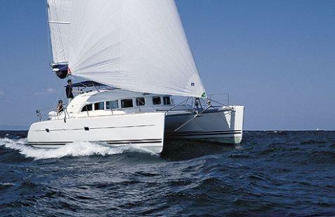 Lagoon 410 (sailboat)