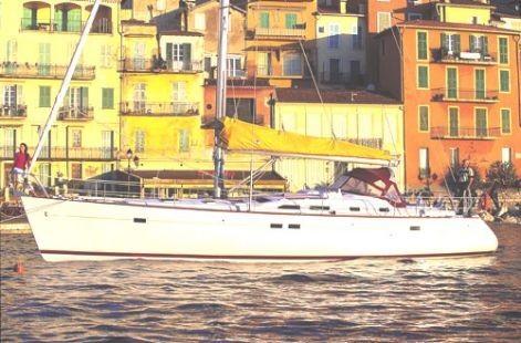 Bénéteau 50 (Segelboot)