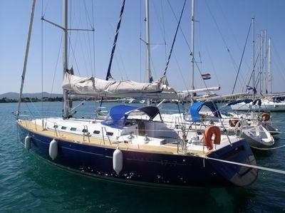 Bénéteau First 47.7 (Segelboot)