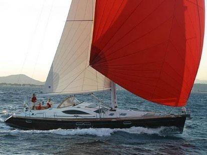 Jeanneau Sun Odyssey 54 DS (sailboat)