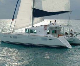 Lagoon 44 (Segelboot)