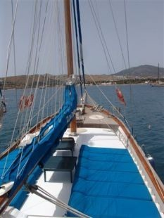 Bodrum Gulet (sailboat)