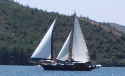 Bodrum Gulet (Segelboot)