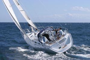 Bénéteau Océanis 343 (sailboat)