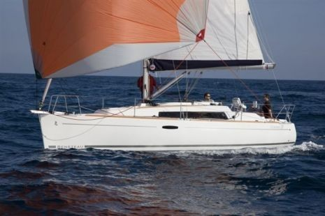 Data of the charter boat - sailboat / sailing yacht Beneteau Oceanis 31