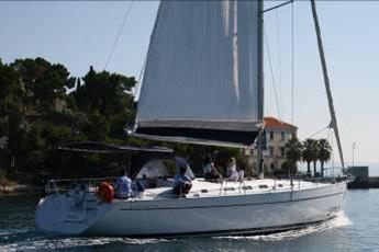 Bénéteau Cyclades 50.5 (sailboat)