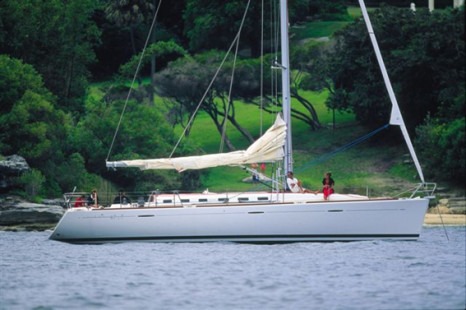 Data of the charter boat - sailboat / sailing yacht Beneteau First 47.7