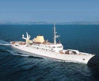 Onassis Megayacht (powerboat)