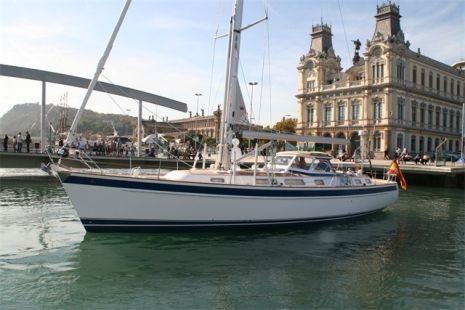 Hallberg-Rassy 48 (Segelboot)