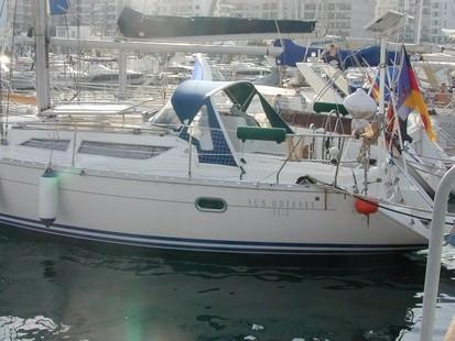Jeanneau Sun Odyssey 33.1 (sailboat)