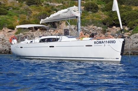 Bénéteau Océanis 43 (sailboat)