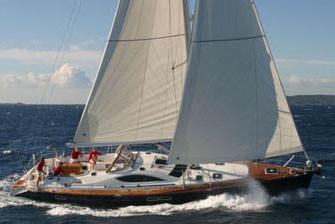 Jeanneau Sun Odyssey 54 DS (Segelboot)
