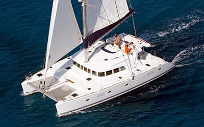Lagoon 500 (Segelboot)