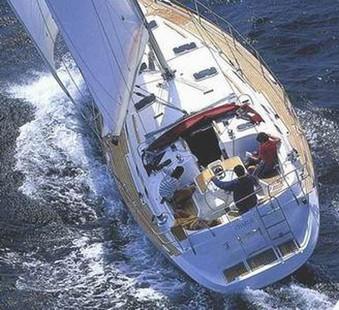 Bénéteau Océanis 411 (sailboat)