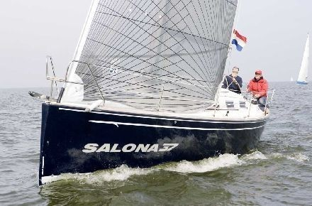Salona 37 (Segelboot)