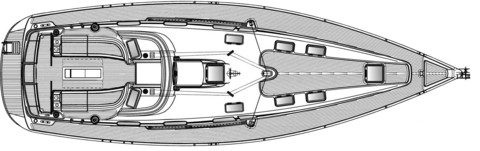 Bavaria 47 Cruiser picture 5