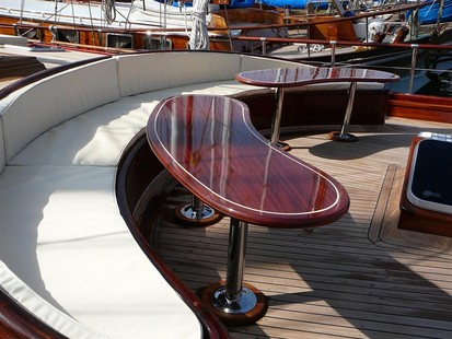 Bodrum Shipyard Luxury Gulet picture 11