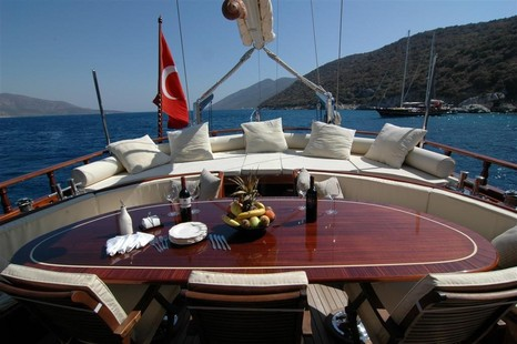 Bodrum Shipyard Luxury Gulet picture 10