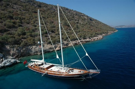 Bodrum Shipyard Luxury Gulet picture 2