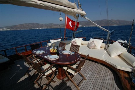 Bodrum Shipyard Gulet picture 3