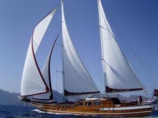 Bodrum Ketch (sailboat)