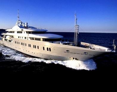 Mega Yacht (powerboat)