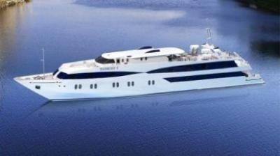 Mega Yacht (Motorboot)