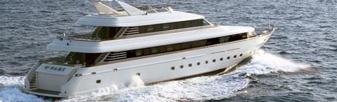Intermarine Superyacht (powerboat)
