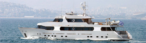 Perama Greece Motor Yacht (Motorboot)