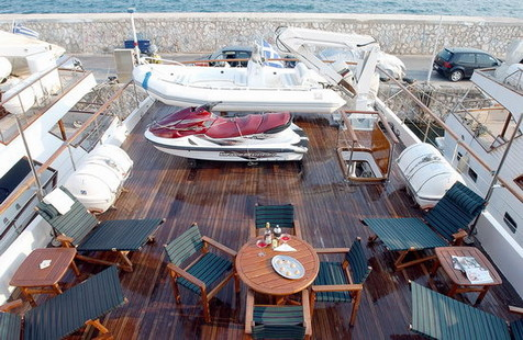 Perama Greece Motor Yacht picture 7