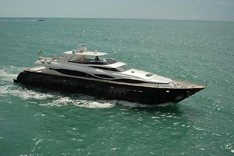 Fipa Motor Yacht (powerboat)